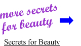 makeover - secrets for beauty