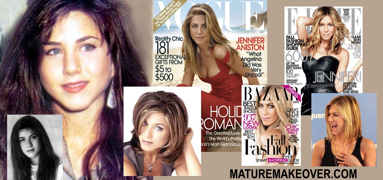 makeover jennifer aniston